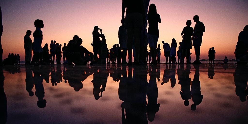 O que faz uma comunidade vibrante e próspera?